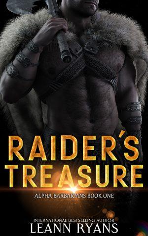 Cover for Raider's Treasure