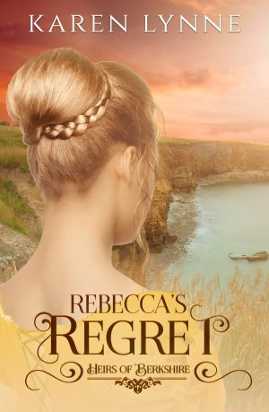 Cover for Rebecca's Regret