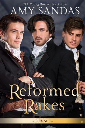 Cover for Reformed Rakes Box Set