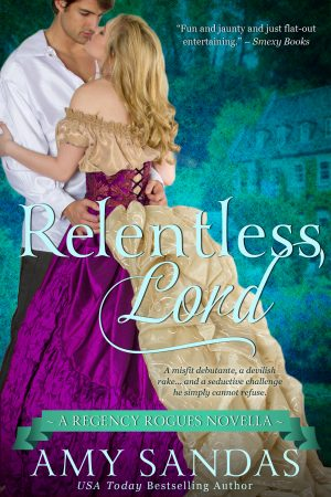 Cover for Relentless Lord