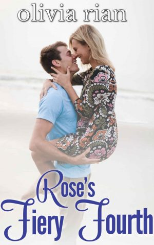 Cover for Rose's Fiery Fourth