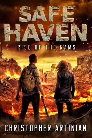 Cover for Safe Haven: Rise of the RAMs