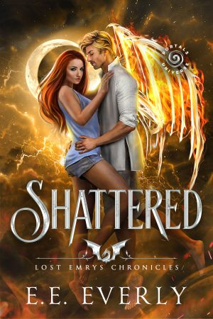 Cover for Shattered