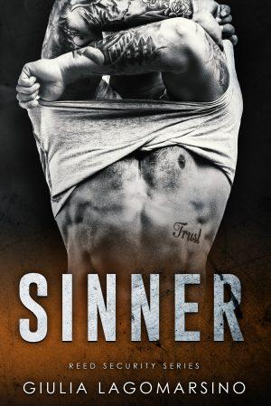 Cover for Sinner
