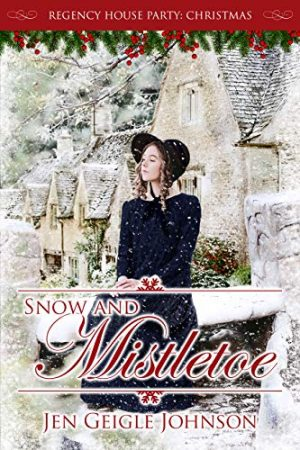 Cover for Snow and Mistletoe