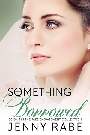 Cover for Something Borrowed
