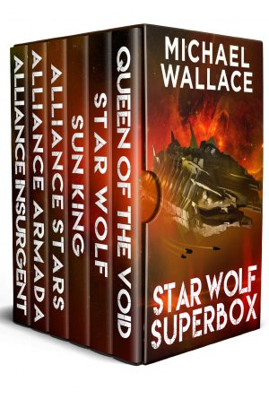 Cover for Star Wolf Superbox
