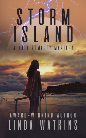 Cover for Storm Island