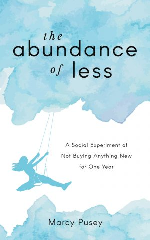 Cover for The Abundance of Less