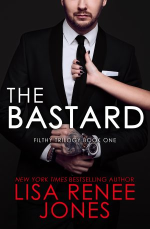 Cover for The Bastard