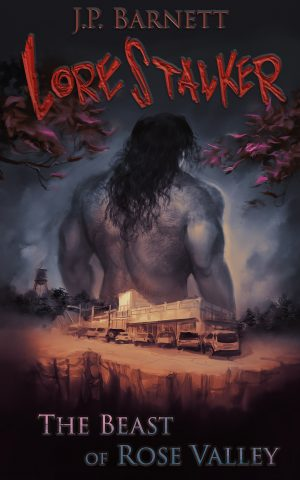 Cover for The Beast of Rose Valley