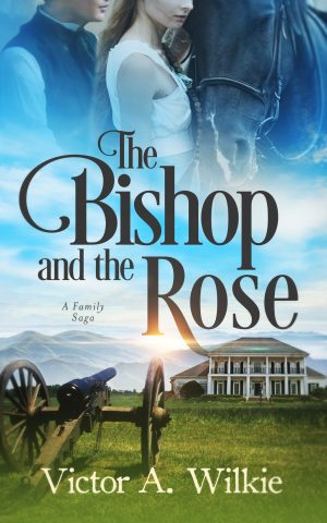 Cover for The Bishop and the Rose