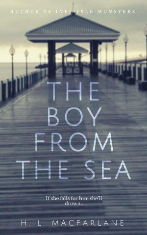 Cover for The Boy from the Sea