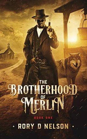 Cover for The Brotherhood of Merlin