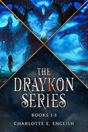Cover for The Draykon Series, Books 1-3