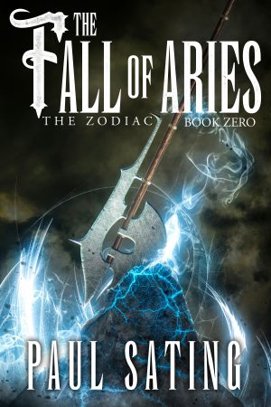 Cover for The Fall of Aries