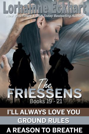Cover for The Friessens Books 19 - 21