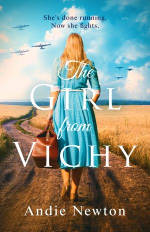 Cover for The Girl from Vichy