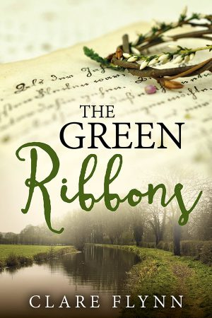 Cover for The Green Ribbons