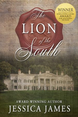 Cover for The Lion of the South