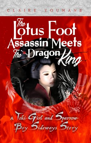 Cover for The Lotus-Foot Assassin Meets the Dragon King