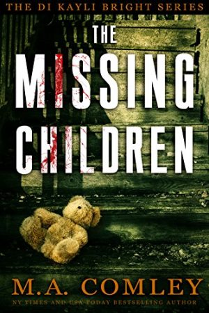 Cover for The Missing Children