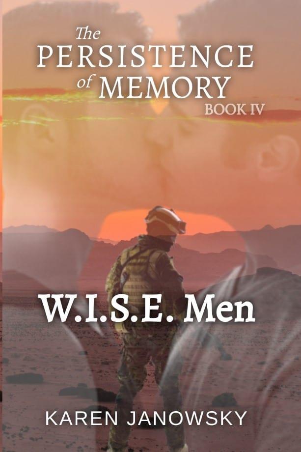 Cover for W.I.S.E. Men