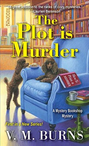Cover for The Plot Is Murder