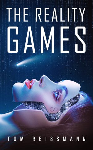 Cover for The Reality Games