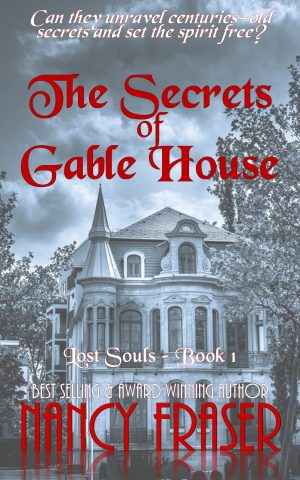 Cover for The Secrets of Gable House