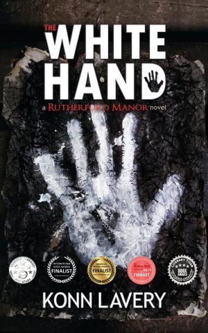 Cover for The White Hand