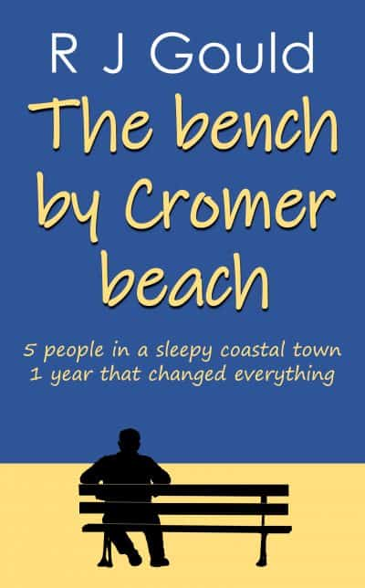 Cover for The Bench by Cromer Beach