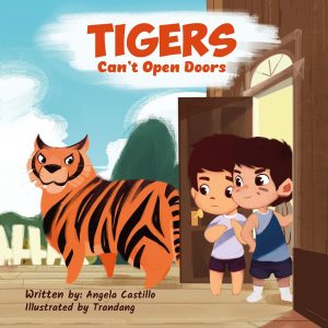 Cover for Tigers Can't Open Doors