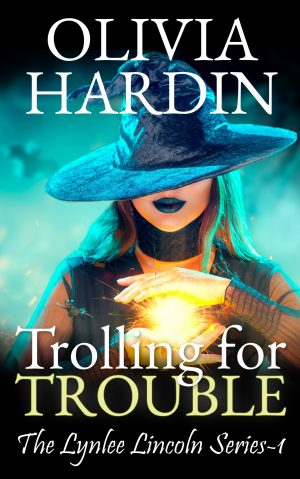 Cover for Trolling for Trouble