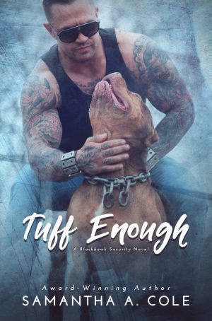 Cover for Tuff Enough