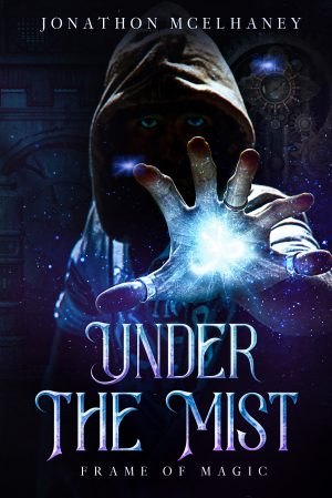 Cover for Under the Mist