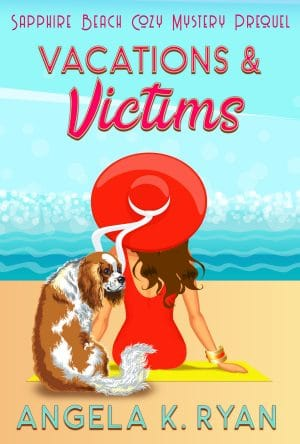 Cover for Vacations and Victims