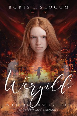 Cover for Wergild