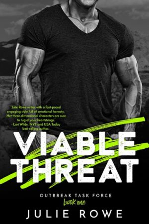 Cover for Viable Threat