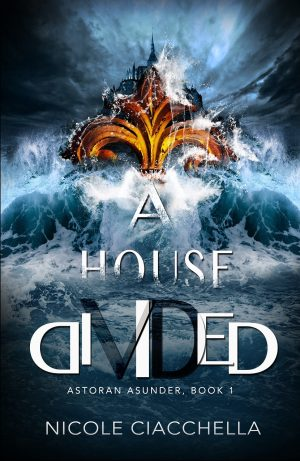 Cover for A House Divided