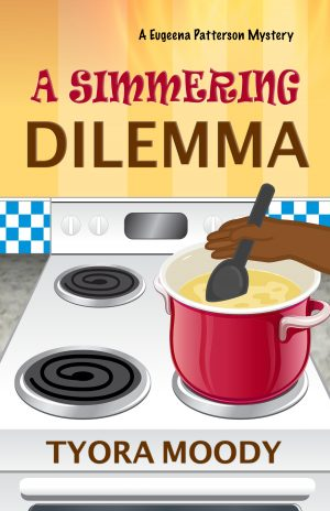 Cover for A Simmering Dilemma