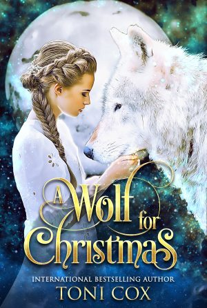 Cover for A Wolf for Christmas
