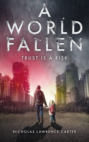 Cover for A World Fallen