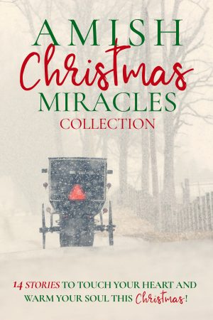 Cover for Amish Christmas Miracles Collection