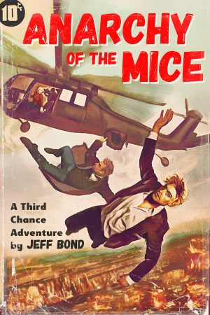 Cover for Anarchy of the Mice