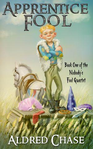 Cover for Apprentice Fool