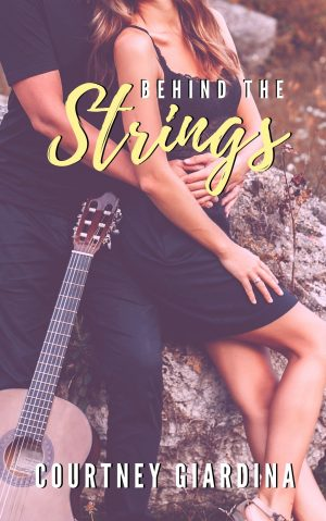 Cover for Behind the Strings