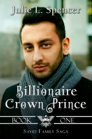 Cover for Billionaire Crown Prince