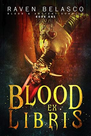 Cover for Blood Ex Libris