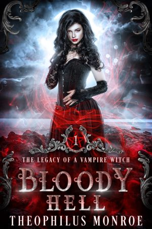 Cover for Bloody Hell